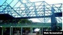 Estación Ferroviaria de Santiago de Cuba.