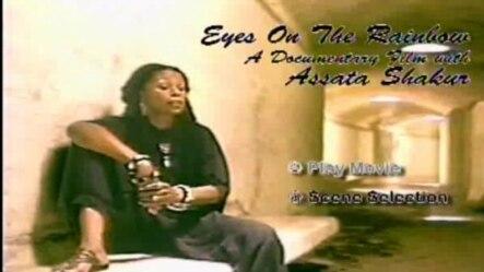 Chesimard, entrevistada en 1997 en los corredores de El Morro de La Habana.