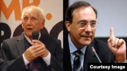 Entrevista con César Gómez Hernández y Carlos Alberto Montaner