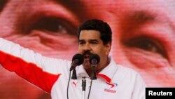 El vicepresidente venezolano Nicolás Maduro. Archivo