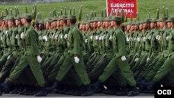 Cuba ejército
