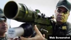 Reuters dijo que tuvo acceso a documentos sobre la tenencia de misiles rusos en Venezuela.