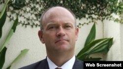 Bob Mathiasen, representante de la ONU en Colombia.