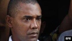 El exprisionero político Ángel Moya Acosta.