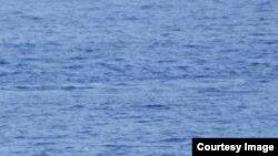 Balseros cubanos son interceptados por la Guardia Costera de EEUU.