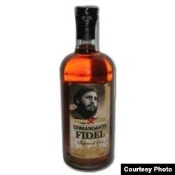 Ron Comandante Fidel.