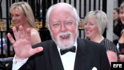 Fallece a los 90 años el actor y director Richard Attenborough