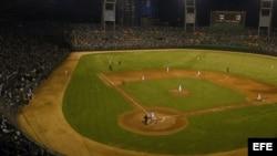 Por amor al béisbol cubano