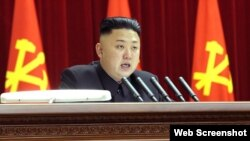 Kim Jong-Un, gobernante de Corea del Norte.