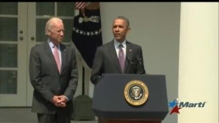 Barack Obama anuncia apertura de embajadas.