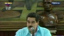 Maduro nombra canciller de Venezuela a Elías Jaua y arremete contra la oposición