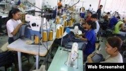 Industria textil de Bolivia