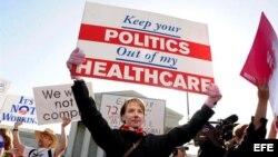 El miércoles es el último de tres días de alegatos sobre la ley de salud, la cual tiene como meta ampliar la cobertura de seguros de salud a 30 millones de estadounidenses.