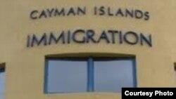 Cubanos detenidos en Grand Cayman quieren obtener asilo político