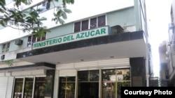 Ministerio del Azúcar.