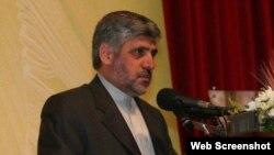 Embajador irani en Siria