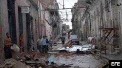 Iglesia católica distribuye asistencia humanitaria en Antilla y Banes
