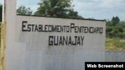 Prisión de Guanajay.