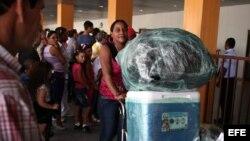 El envío de paquetes a Cuba es muy utilizado en Miami, donde vive la mayor comunidad de cubanos en EEUU.
