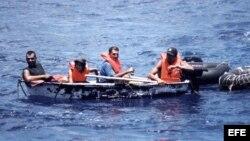 Más de una treintena de cubanos interceptados en Colombia y devueltos a Cuba