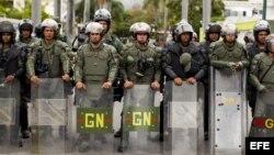 """En Venezuela la Guardia Nacional tiene una actitud """"aberrante"""""""