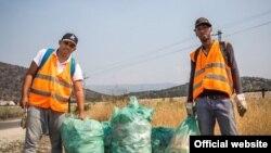 Raul y Yaster huyeron de Cuba, y ahora están construyendo una nueva vida en Montenegro. © ACNUR/Radonja Srdanovic