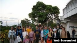 Artista de Omni Zona Franca agradece solidaridad