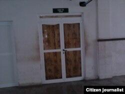 Reporta Cuba Sala de ingreso