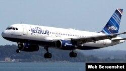 JetBlue Airways volará el 31 de agosto de Fort Lauderdale a Santa Clara.