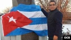 1800 Online con Geiser Conde Medina, cubano residente en Kentucky