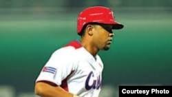 Con la franela de Cuba: José Dariel Abreu promedió.360 en seis partidos en el Clásico Munmdial de Béisbol 2013.