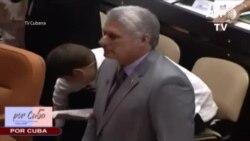 Miguel Díaz-Canel fue propuesto como candidato único para suceder a Raúl Castro en la presidencia