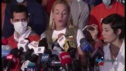 Concluye Leopoldo López su huelga de hambre