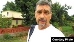 """Armando Abascal Serrano, activista cubano, acusado de liderar una manifestación pública en """"Carlos Rojas"""", Matanzas. Foto: CANF."""
