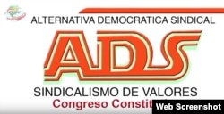 Alternativa Democrática Sindical de Las Américas (ADS).