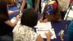 """Oposición prepara """"Toma de Venezuela"""" para recuperar la democracia"""
