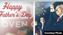Página de Facebook de Ted Cruz