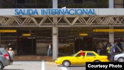 Aeropuerto Internacional Mariscal Sucre, de Quito, Ecuador.