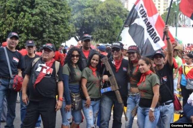Colectivo Los Tupamaros