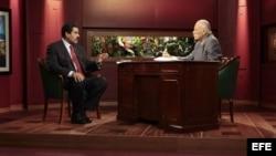 Maduro da detalles de su último encuentro con Chávez