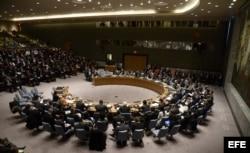 El Consejo de Seguridad en pleno para reunión sobre Crimea.
