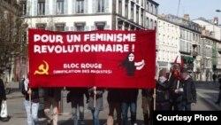 Comunistas franceses.