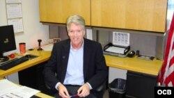 Cónsul General de Estados Unidos en Cuba, Timothy P. Roche