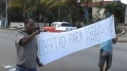 Reportan persecución policial contra activistas que protestaron en Fiscalía