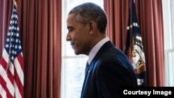 Barack Obama en entrevista para el New York Times.