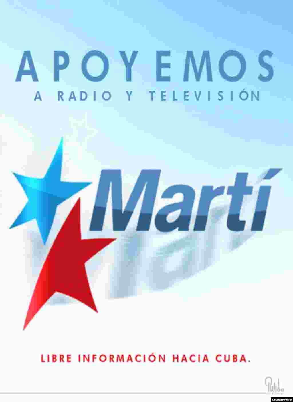 Apoyemos a Radio y TV Martí, por Rolando Pulido