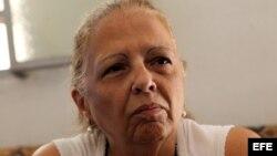 La opositora y ex presa política Marta Beatriz Roque encabezó la más reciente huelga de hambre en Cuba.