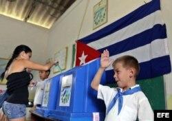Elecciones generales en Cuba para elegir a diputados nacionales y provinciales