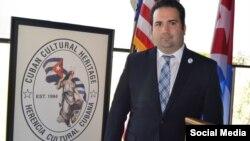 Herencia cultural cubana nombró a Daniel Pedreira como nuevo director