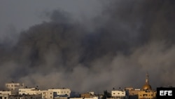 Gaza. Foto de archivo